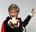 """Third Doctor"" Jon Pertwee"